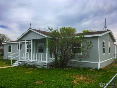 La Salle Single Family Home Active-Backup: 19120 County Road 52