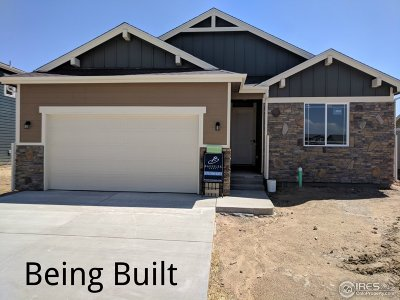 Ault Single Family Home For Sale: 610 Cimarron Trl