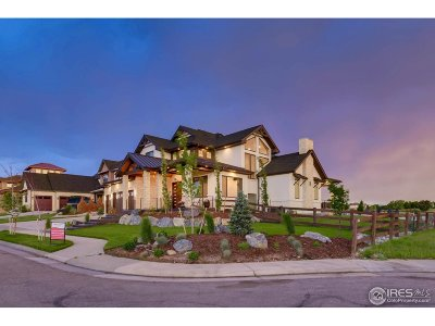 Weld County Single Family Home Active-Backup: 1152 Links Ct