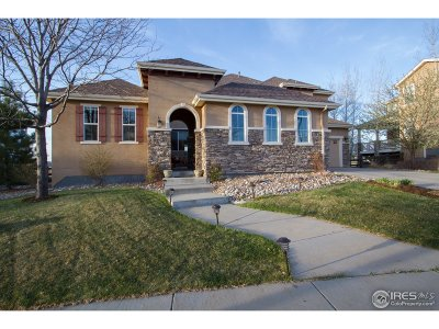 Erie Single Family Home For Sale: 2827 Eagle Cir