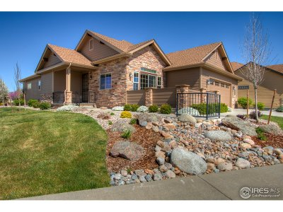 Loveland Single Family Home For Sale: 2903 Purgatory Creek Dr