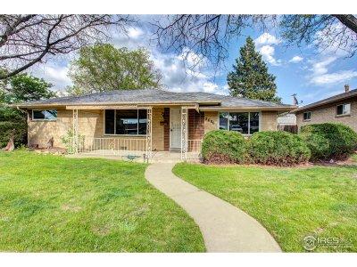 Denver Single Family Home For Sale: 2686 S Lowell Blvd