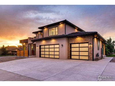 Weld County Single Family Home For Sale: 2411 Links Pl