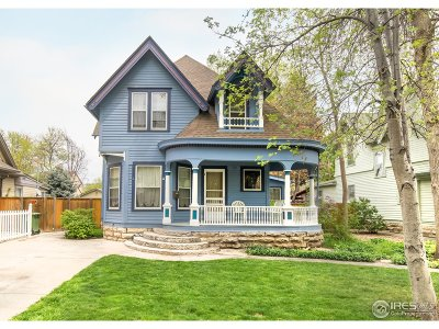 Loveland Single Family Home For Sale: 756 N Jefferson Ave
