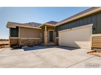 Loveland Condo/Townhouse For Sale: 3556 Prickly Pear Dr