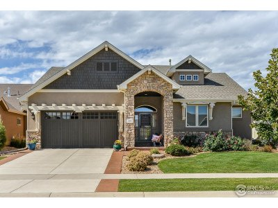 Loveland Single Family Home For Sale: 219 Two Moons Dr