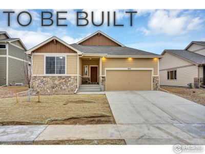 Greeley Single Family Home For Sale: 1320 84th Ave