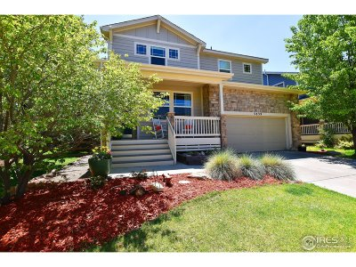 Fort Collins Single Family Home For Sale: 3839 Eclipse Ln
