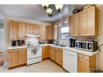 Fort Collins Single Family Home For Sale: 605 Edwards St