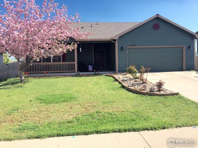 Evans Single Family Home Active-Backup: 3100 Mariners Landing Dr