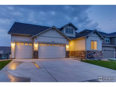 Berthoud Single Family Home For Sale: 732 Ranchhand Dr