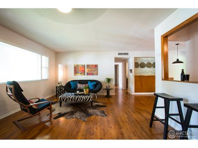 Fort Collins Single Family Home For Sale: 616 Cook Dr