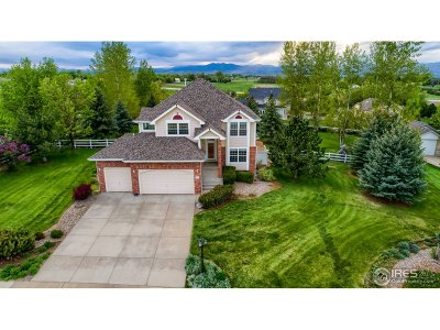 Loveland Single Family Home For Sale: 3375 Crest Dr