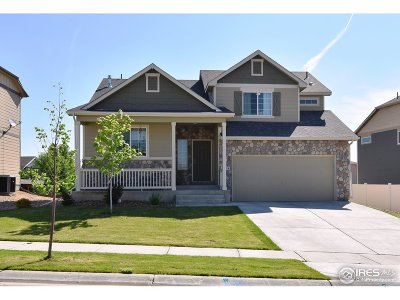 Greeley Single Family Home Active-Backup: 1118 78th Ave Ct