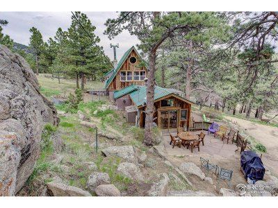 Boulder Single Family Home For Sale: 5218 Sunshine Canyon Dr