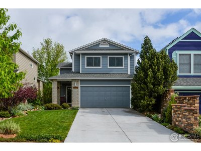 Boulder Single Family Home For Sale: 1163 Quince Ave