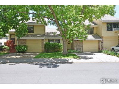 Fort Collins Condo/Townhouse For Sale: 2060 Weathertop Ln