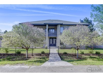 Boulder Single Family Home For Sale: 2070 Poplar Ave
