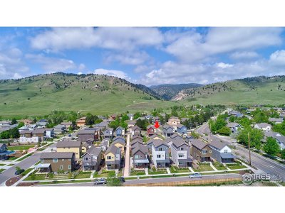 Boulder Single Family Home For Sale: 4767 10th St