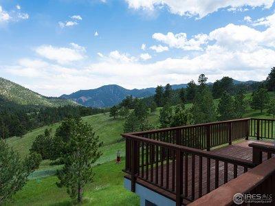 Boulder Single Family Home For Sale: 184 Cougar Dr