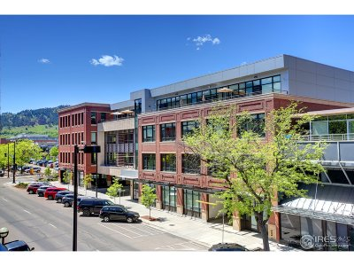 Boulder CO Condo/Townhouse For Sale: $1,195,000