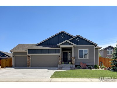 Weld County Single Family Home For Sale: 9014 Harlequin Cir
