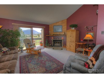 Estes Park Condo/Townhouse For Sale: 514 Grand Estates Dr #B3