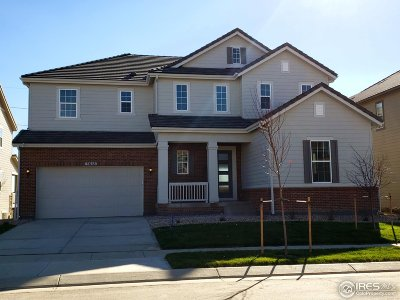 Broomfield Single Family Home For Sale: 3016 Yale Dr