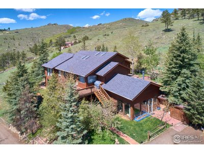 Boulder CO Single Family Home For Sale: $839,000