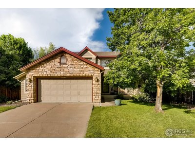 Boulder CO Single Family Home For Sale: $774,900