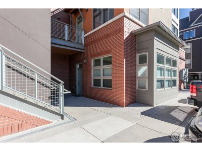 Boulder Condo/Townhouse For Sale: 2336 Spruce St #A