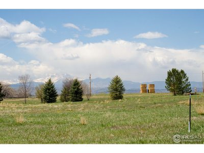 Berthoud Residential Lots & Land For Sale: 1461 Sweetwater Ln