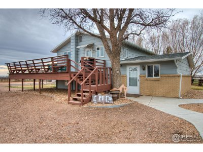 Single Family Home For Sale: 24796 Highway 392