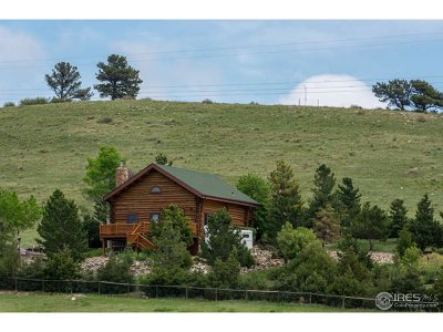Berthoud Single Family Home For Sale: 7120 Bennet Rd