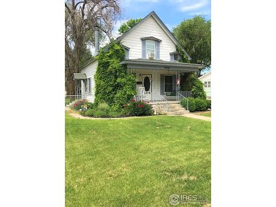 Fort Morgan Single Family Home For Sale: 709 Sherman St