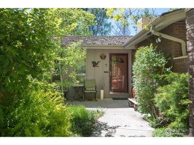 Niwot Single Family Home For Sale: 7145 Bonny Brook Ct