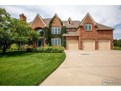 Fort Collins Single Family Home For Sale: 5625 Cornerstone Dr