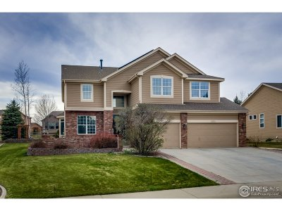 Longmont Single Family Home For Sale: 11715 Elmer Linn Dr