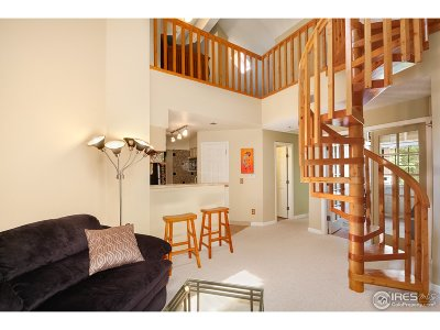 Boulder Condo/Townhouse For Sale: 4705 Spine Rd #C