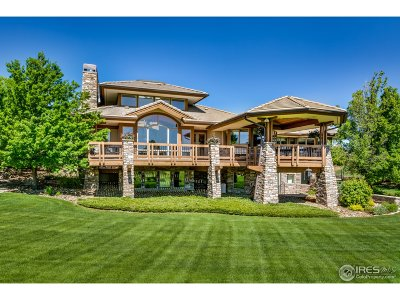 Niwot Single Family Home For Sale: 6466 Legend Ridge Trl
