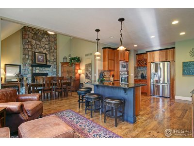Fort Collins Single Family Home For Sale: 6108 Estuary Ct