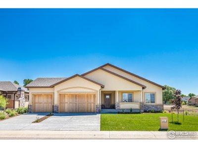 Eaton Single Family Home For Sale: 1441 Prairie Hawk Rd