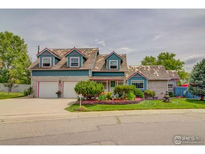 Arvada Single Family Home For Sale: 6200 Chase St