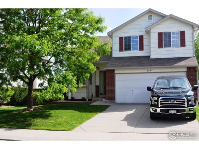 Boulder County Single Family Home For Sale: 2249 Santa Fe Dr