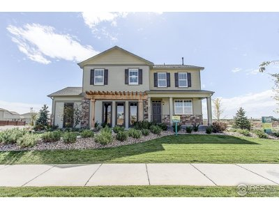 Timnath Single Family Home Active-Backup: 6693 Coach Light Ct