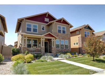 Fort Collins Single Family Home For Sale: 3281 Glacier Creek Dr