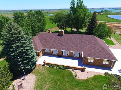 Single Family Home For Sale: 7092 N County Road 15