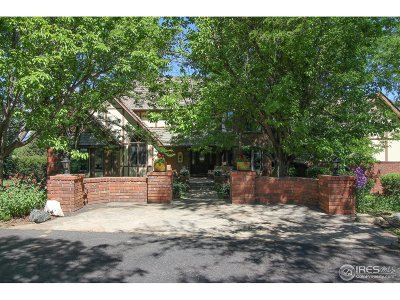 Loveland Single Family Home For Sale: 903 Heron Dr
