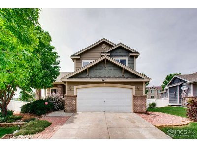 Evans Single Family Home For Sale: 3421 Rialto Ave