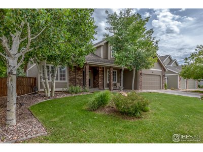 Fort Collins Single Family Home For Sale: 1820 Rolling Gate Rd